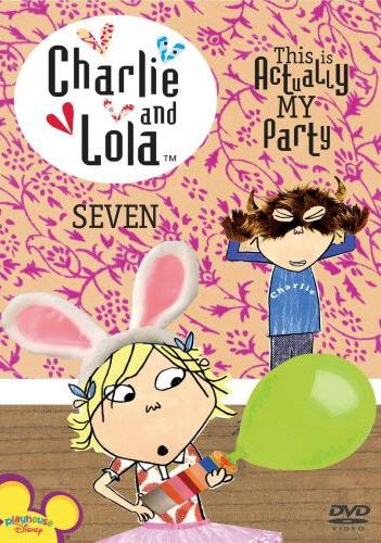 CHARLIE & LOLA:V7 THIS IS ACTUALLY BY CHARLIE & LOLA (DVD)