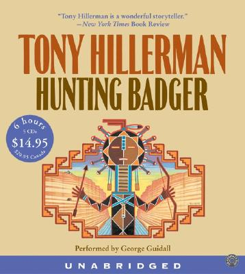 [CD] Hunting Badger By Hillerman, Tony/ Guidall, George (NRT)