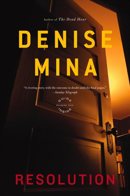 Resolution By Mina, Denise